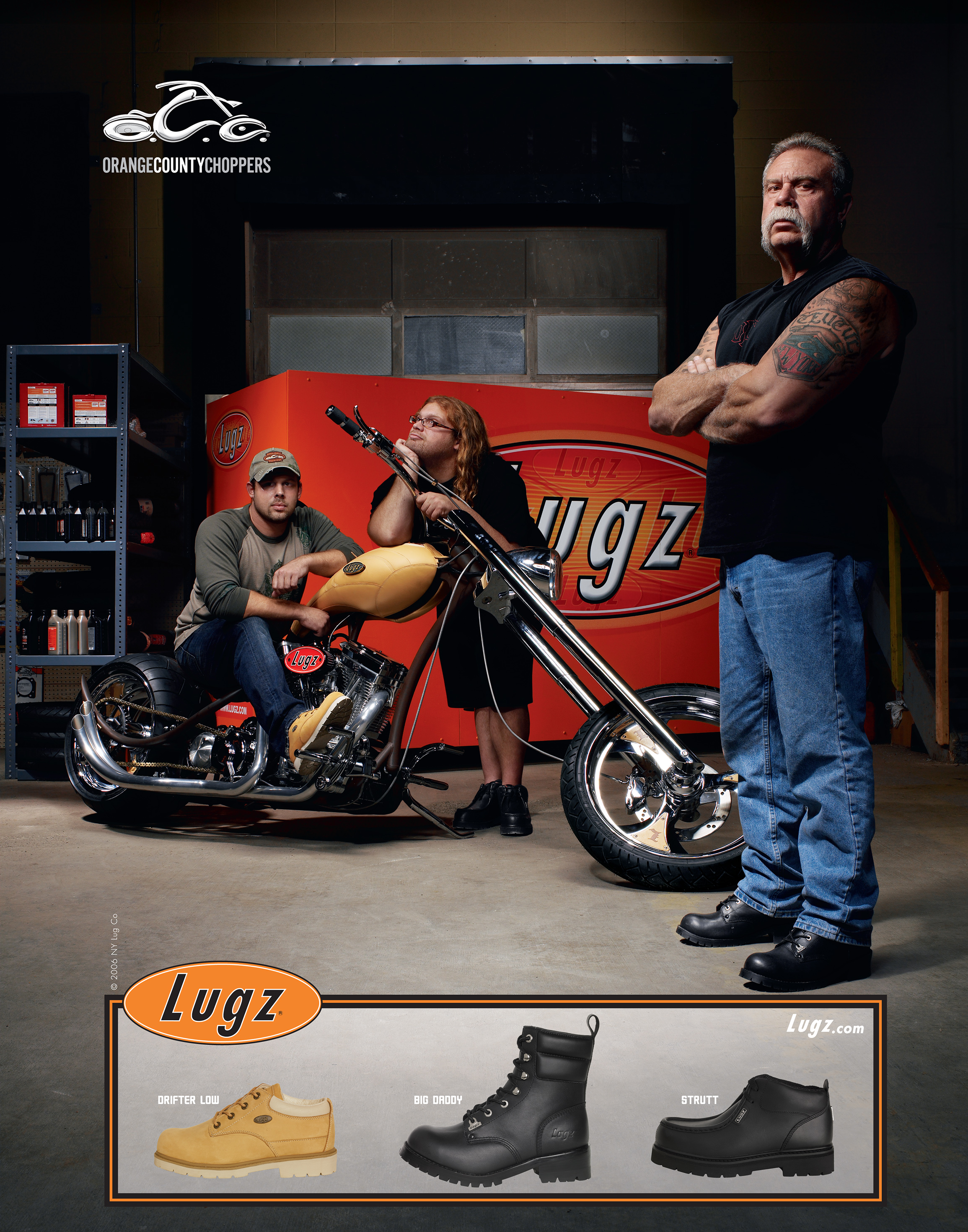 Lugz Boots - MFP New York
