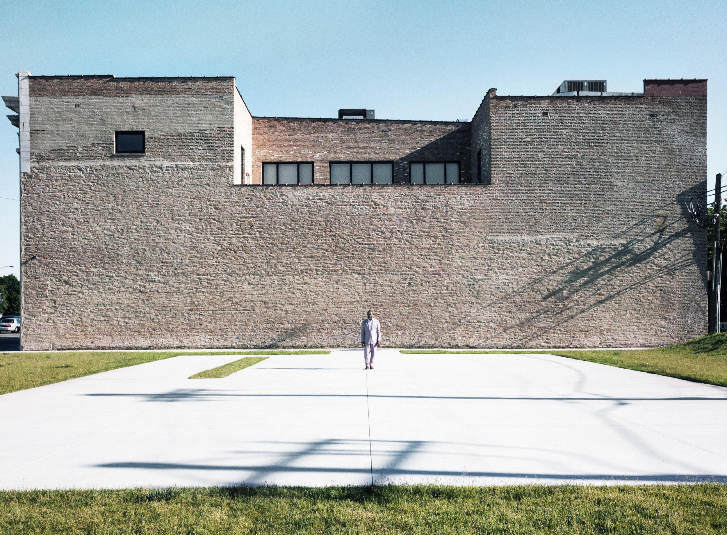 Theaster Gates - Monocle