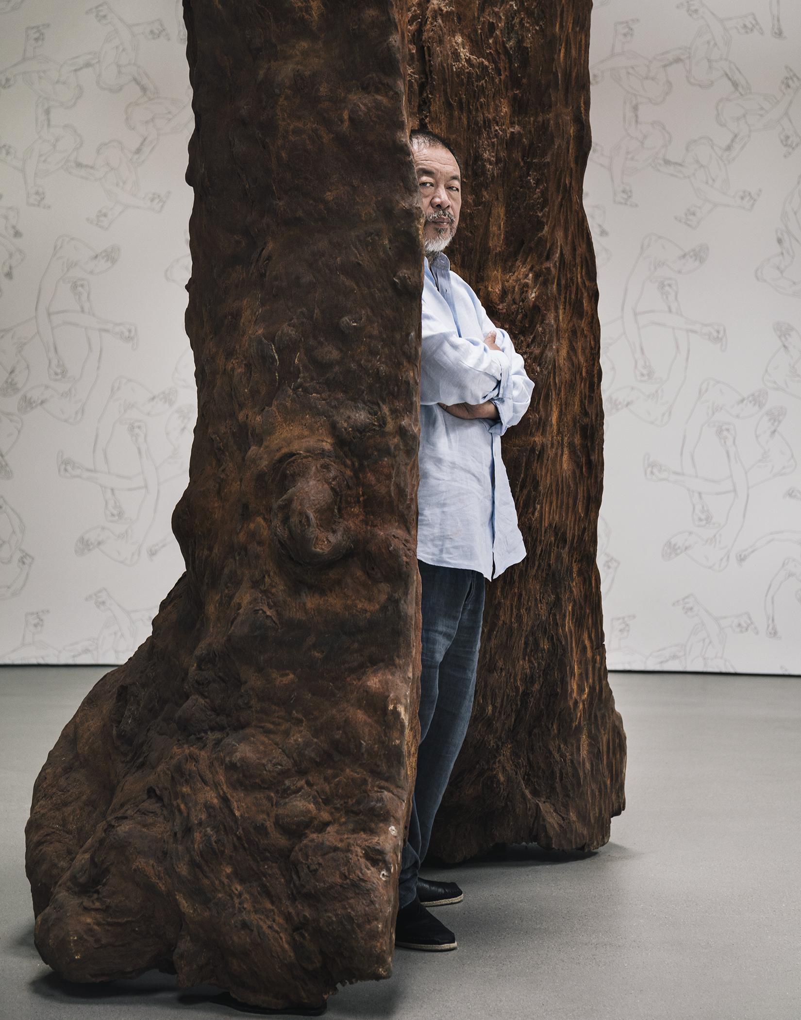 Ai WeiWei - Monocle