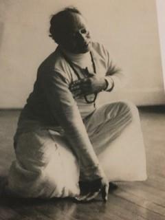 Subject's Hindu devotional dance Teacher teacher that she met at Naropa University and followed to New Delhi