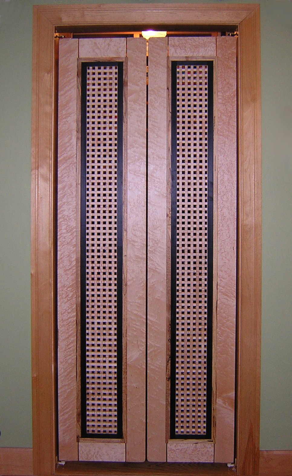 Half Inch Grid Design, Sw Drs for Pantry