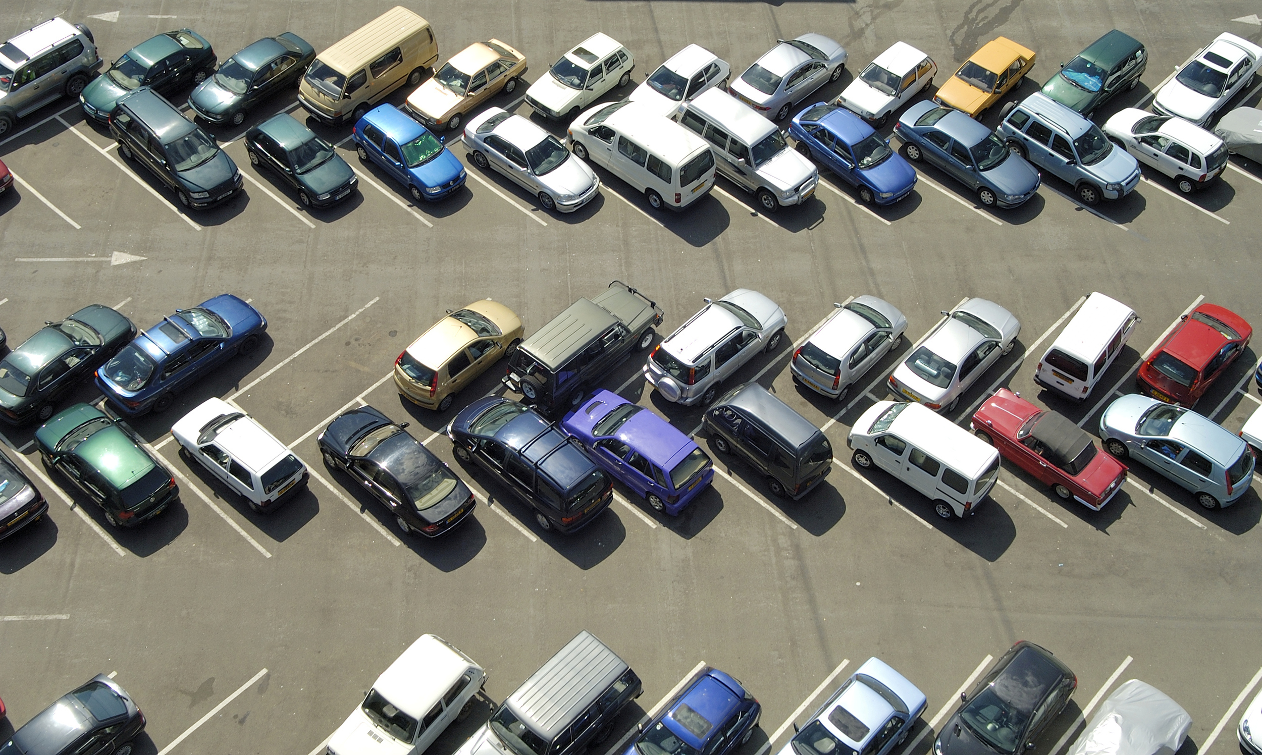 Is an attacker wirelessly hacking your network from the parking lot?