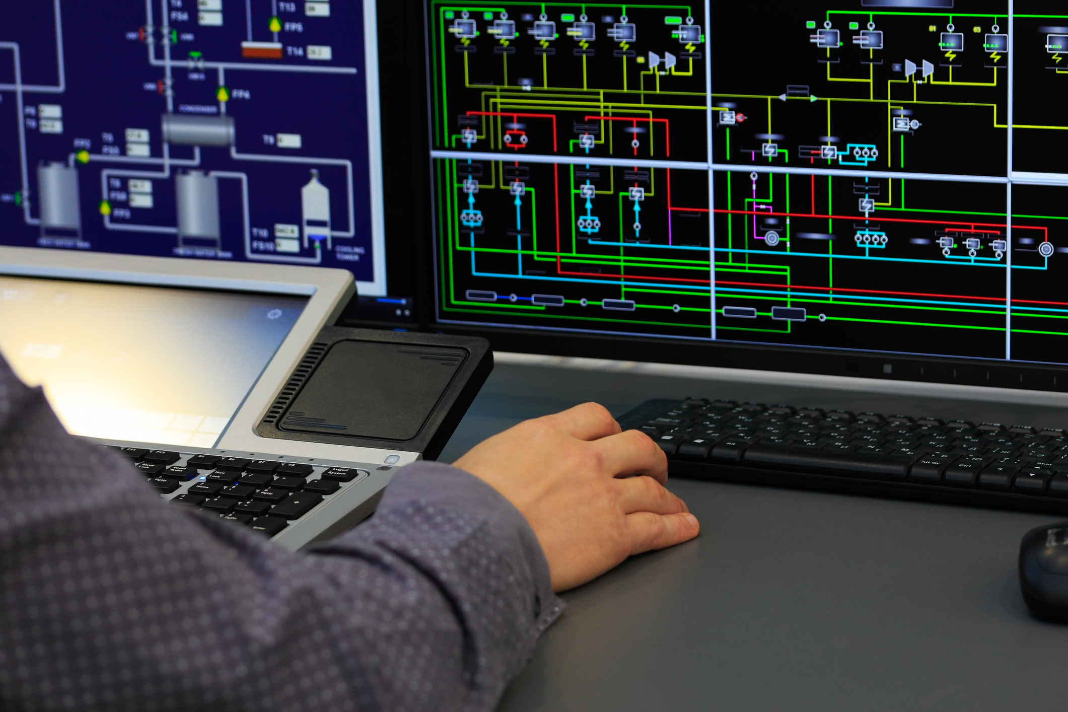 Learn how to secure your SCADA and ICS environment with our hands-on ICS Cybersecurity training.