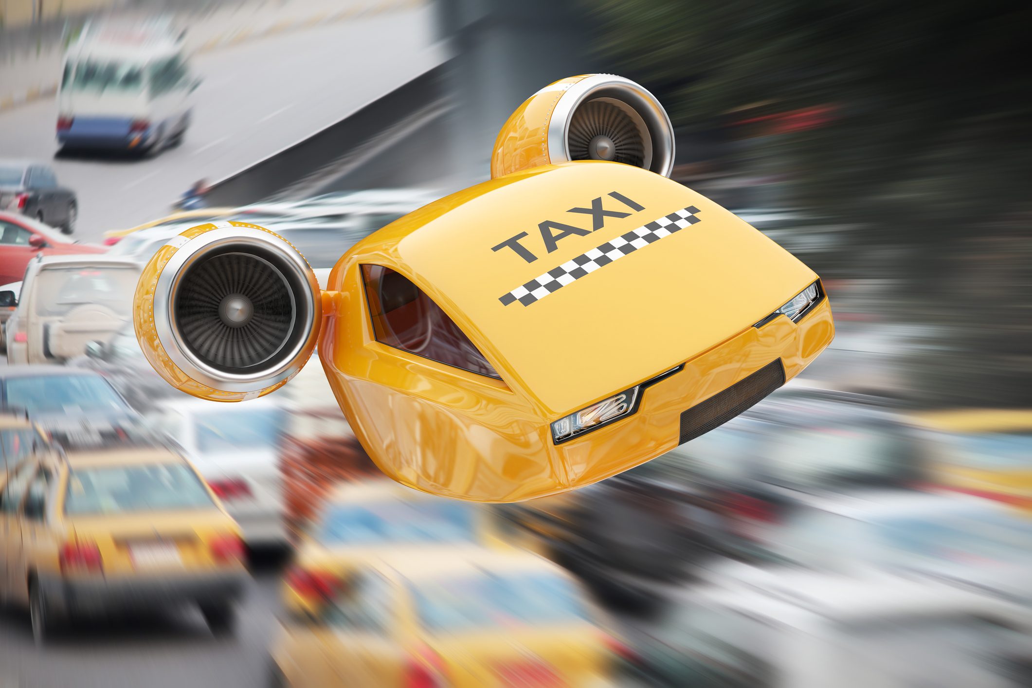 How Safe will Flying Taxis and Self-Driving Vehicles be from Cyber Attacks?