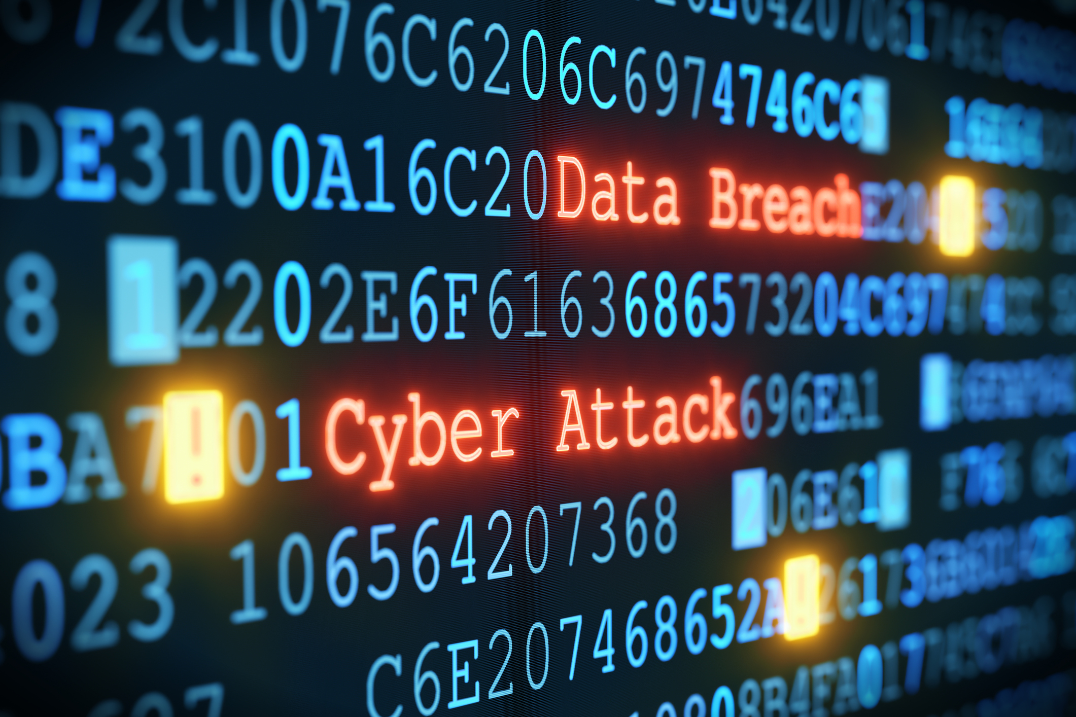 Top 5 Cybersecurity Breaches