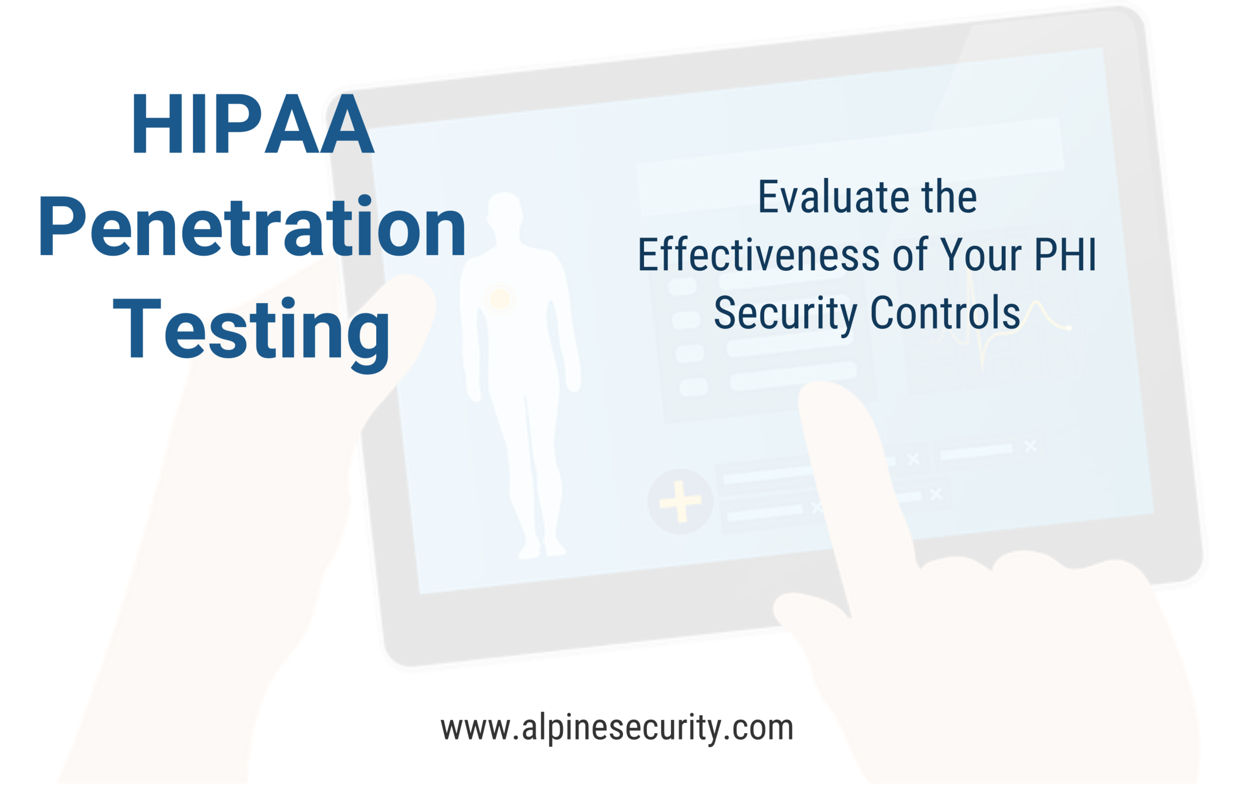 HIPAA Penetration Testing for Compliance