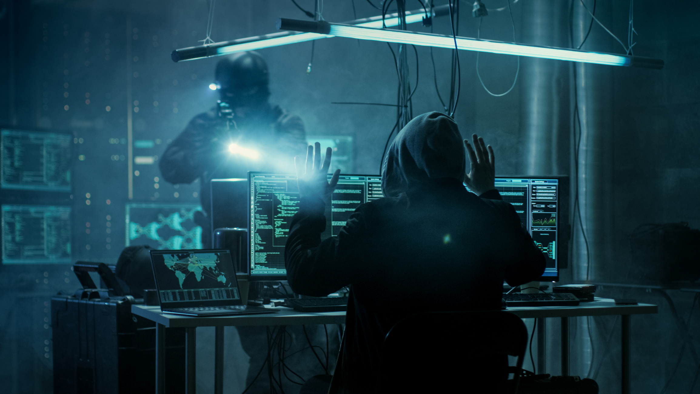 Famous Hackers are Only Famous Because They Were Caught