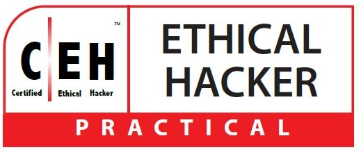 You can use the CEH Practical Logo when you pass the CEH Practical. This is an