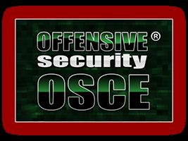 OSCE Certification