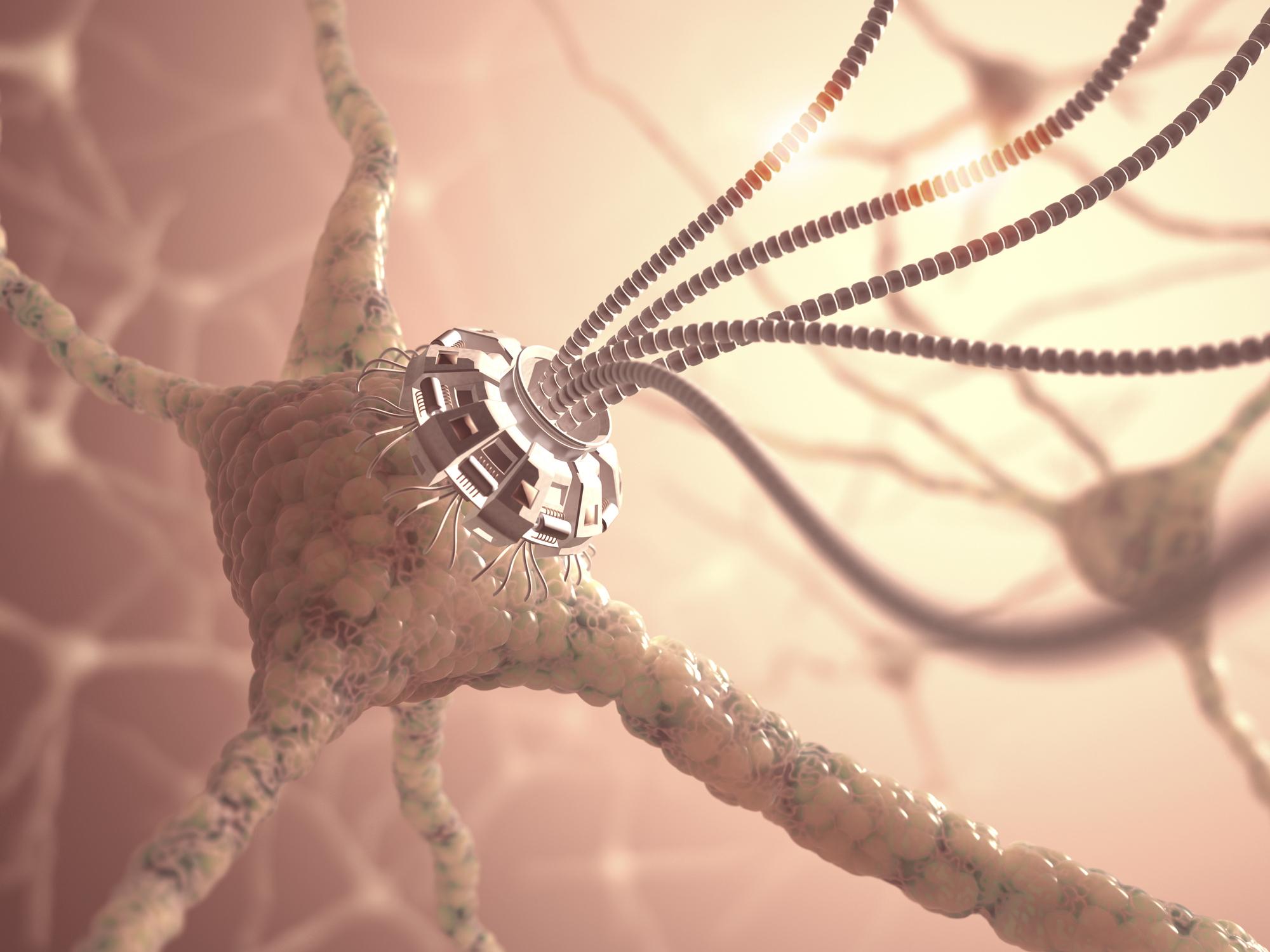 Biomedical hacking with nanotechnology