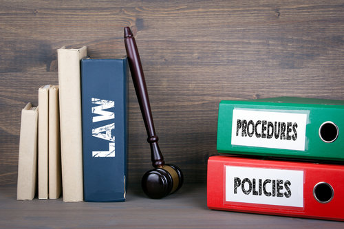 Cybersecurity policies and procedures