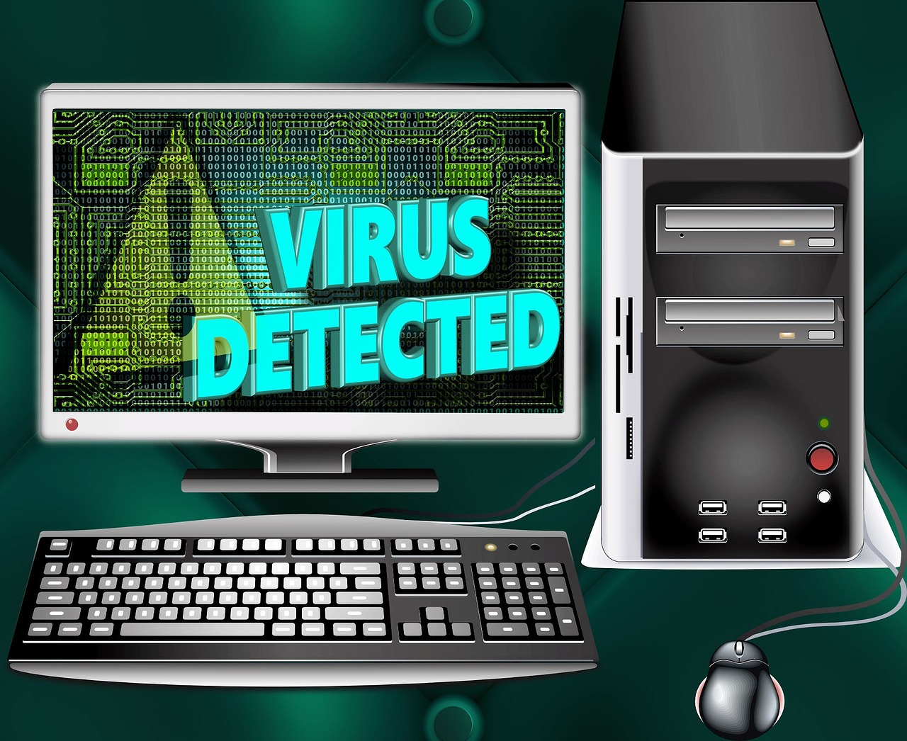 High-Risk Applications can lead to viruses
