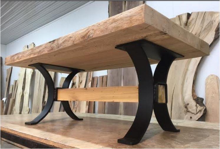 Reclaimed Farm Table