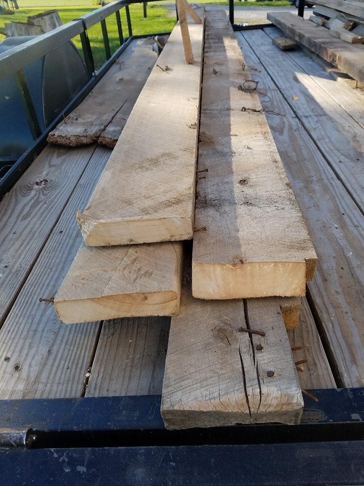 Raw lumber available.Kiln Dried!
