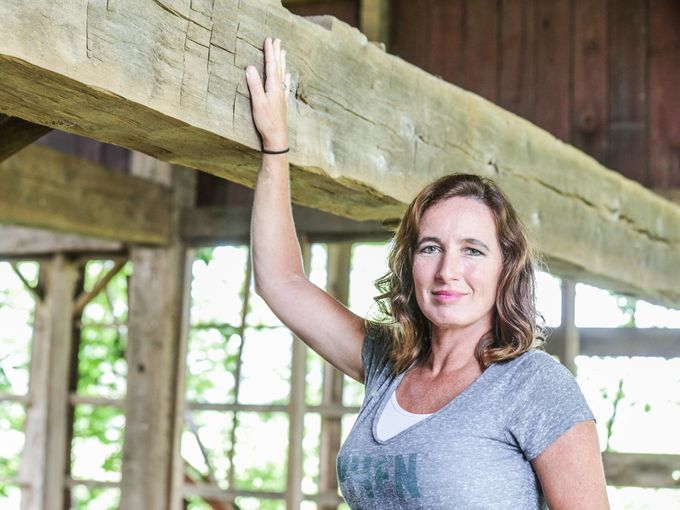 Shelbyville's Reclaimed Barns and Beams gives old barns new life
