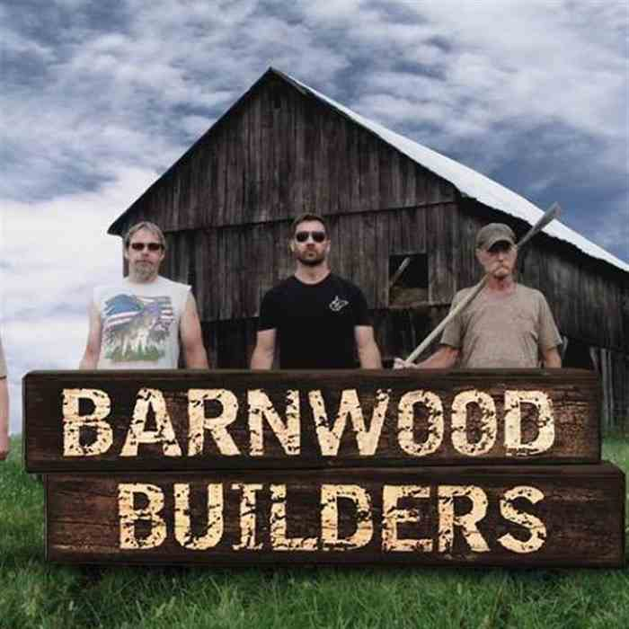 Barn Wood Builders were my inspiration. I watched their DIY show over and over when I first started this work. Such a great group.