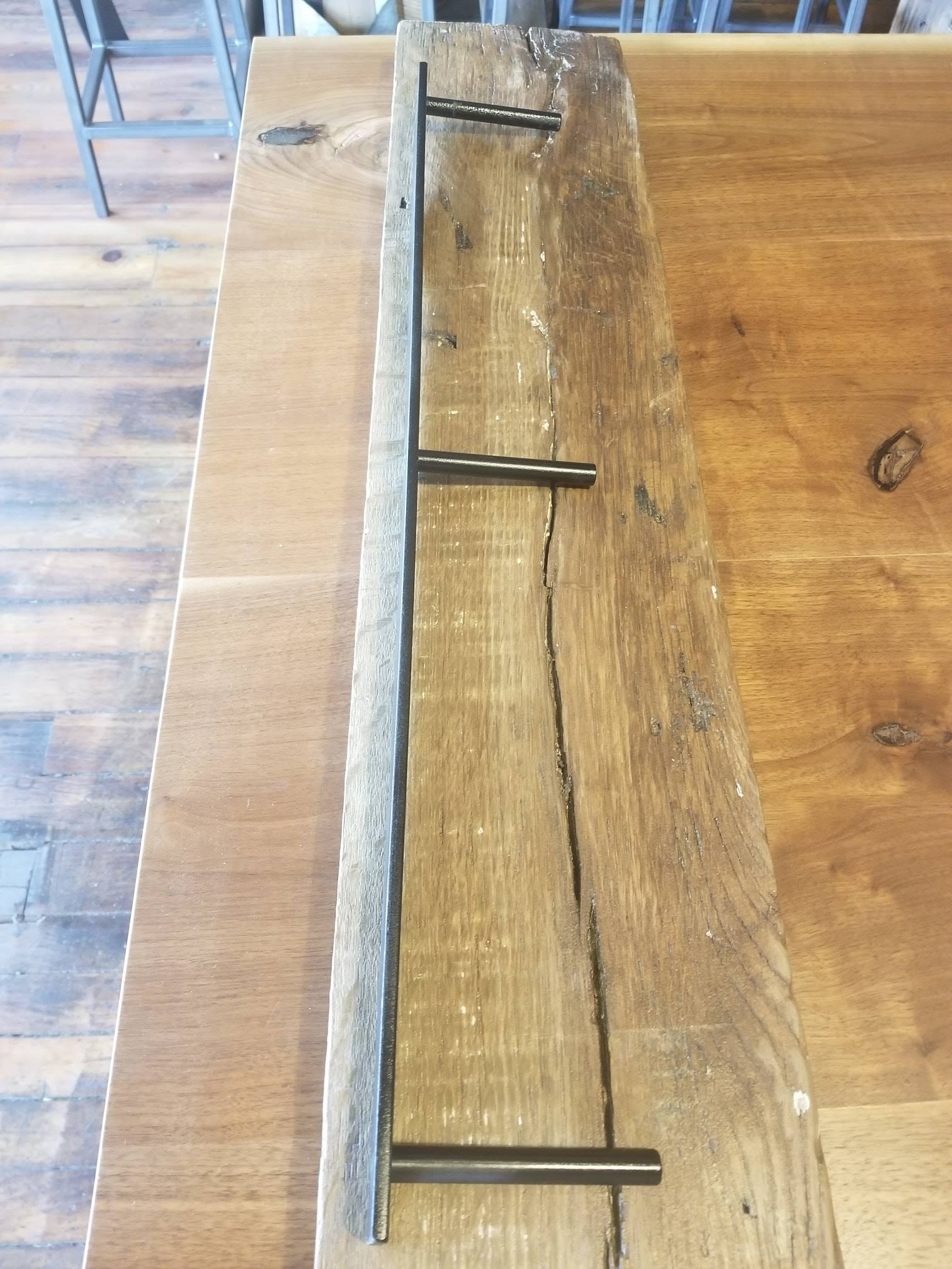 Floating Bracket for shelves and mantels - Click here to order