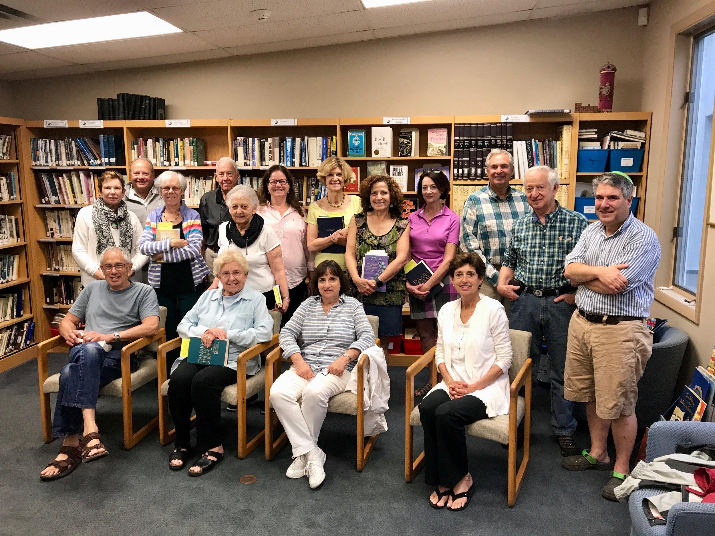 Torah Study August 6, 2017