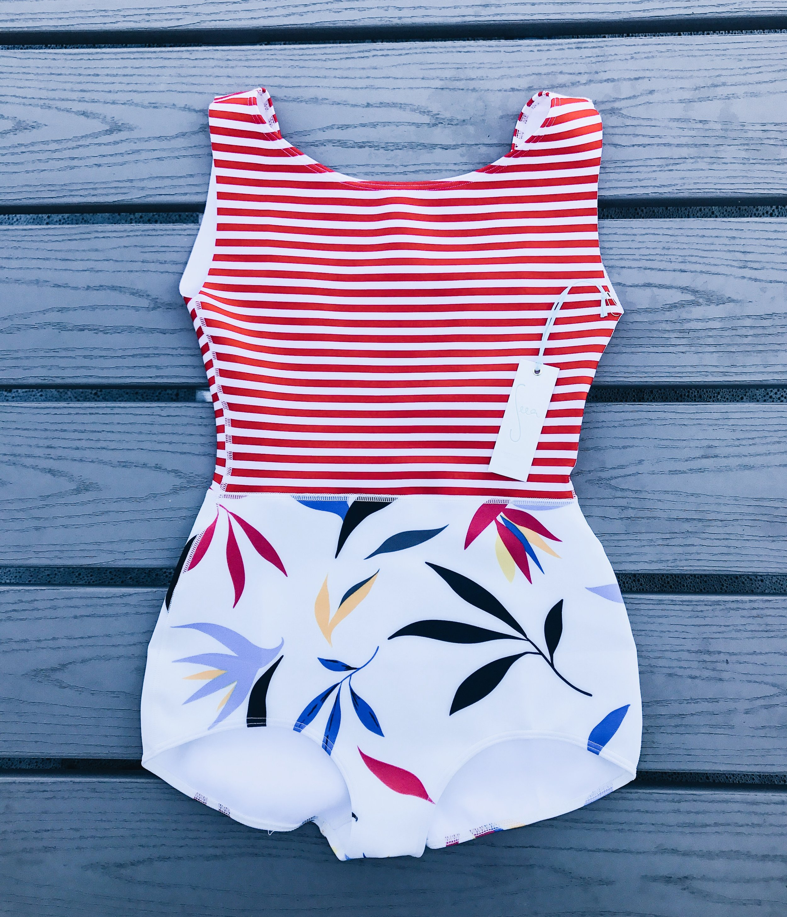Seea Swimwear - Summer Essentials For Fun In The Sun - First Thyme Mom