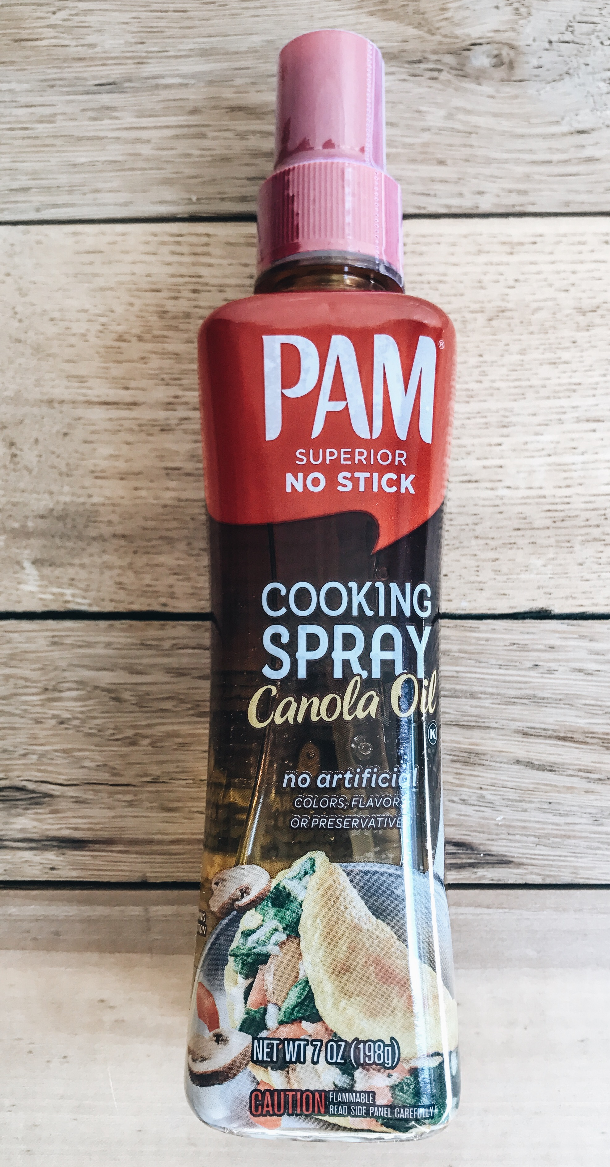 Pam Cook Spray - Outdoor Eats And Entertainment