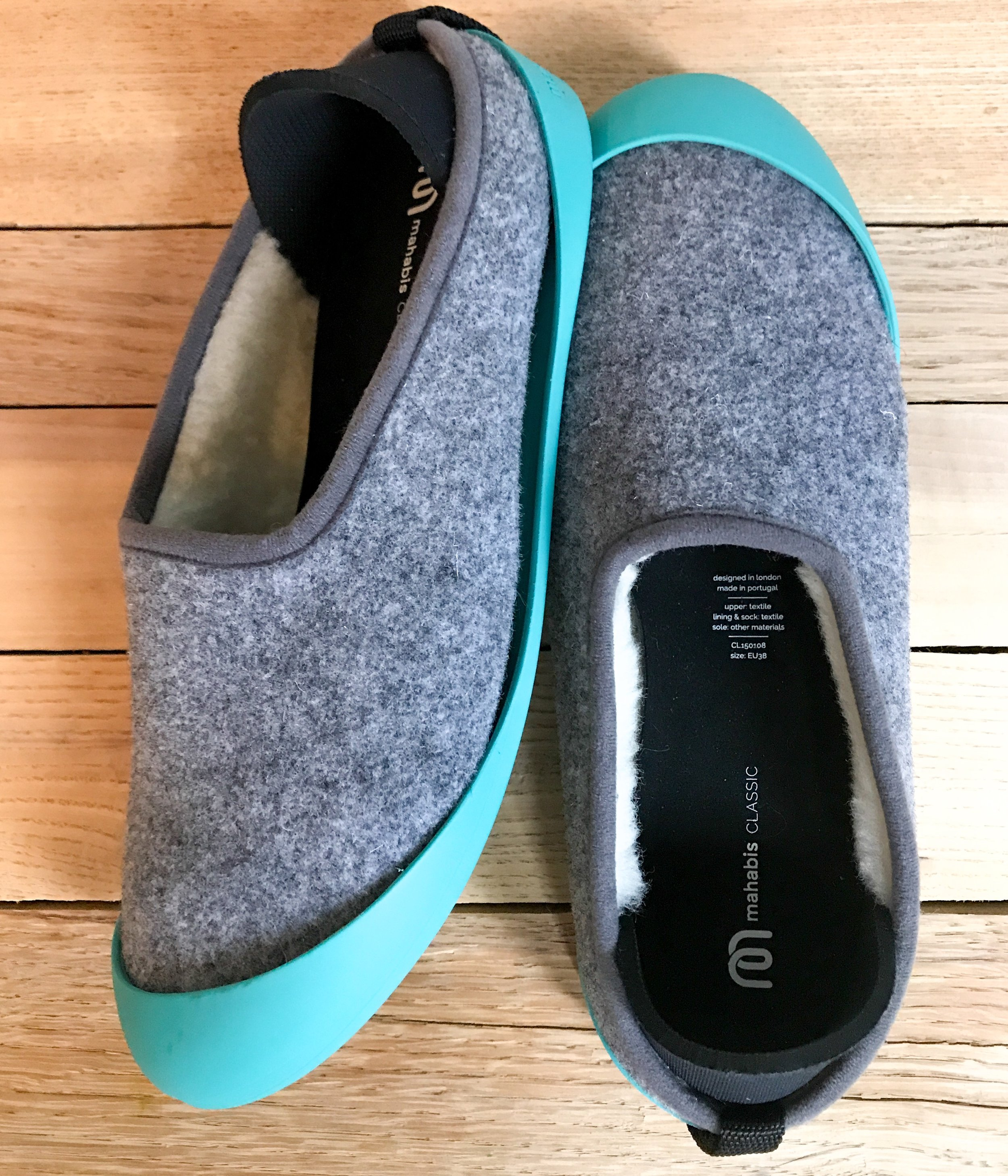 Comfortable Slippers While Pregnant - Slippers to support swollen pregnancy feet by Mahabis