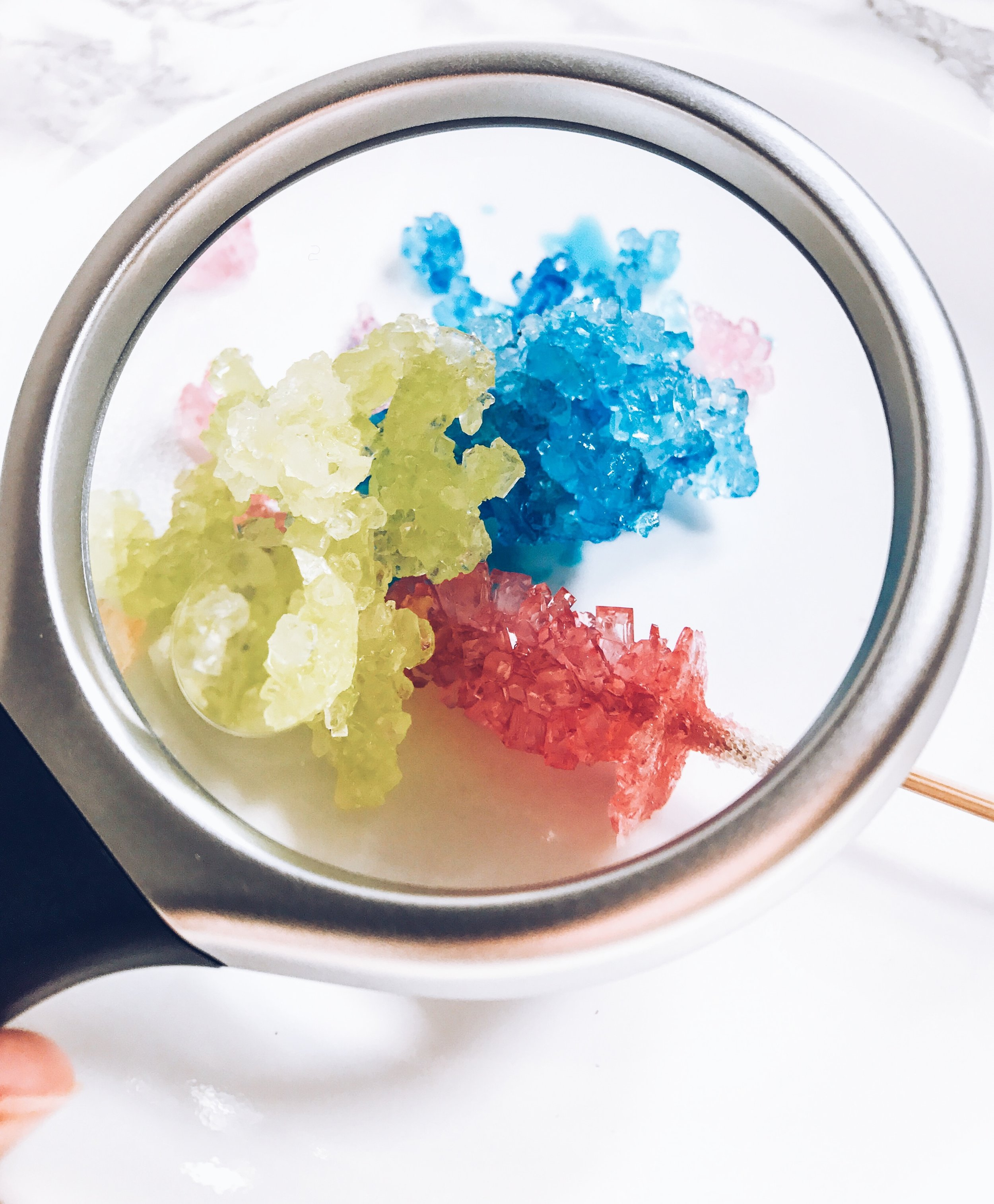 How To Make Rock Candy - All About Crystal Formation