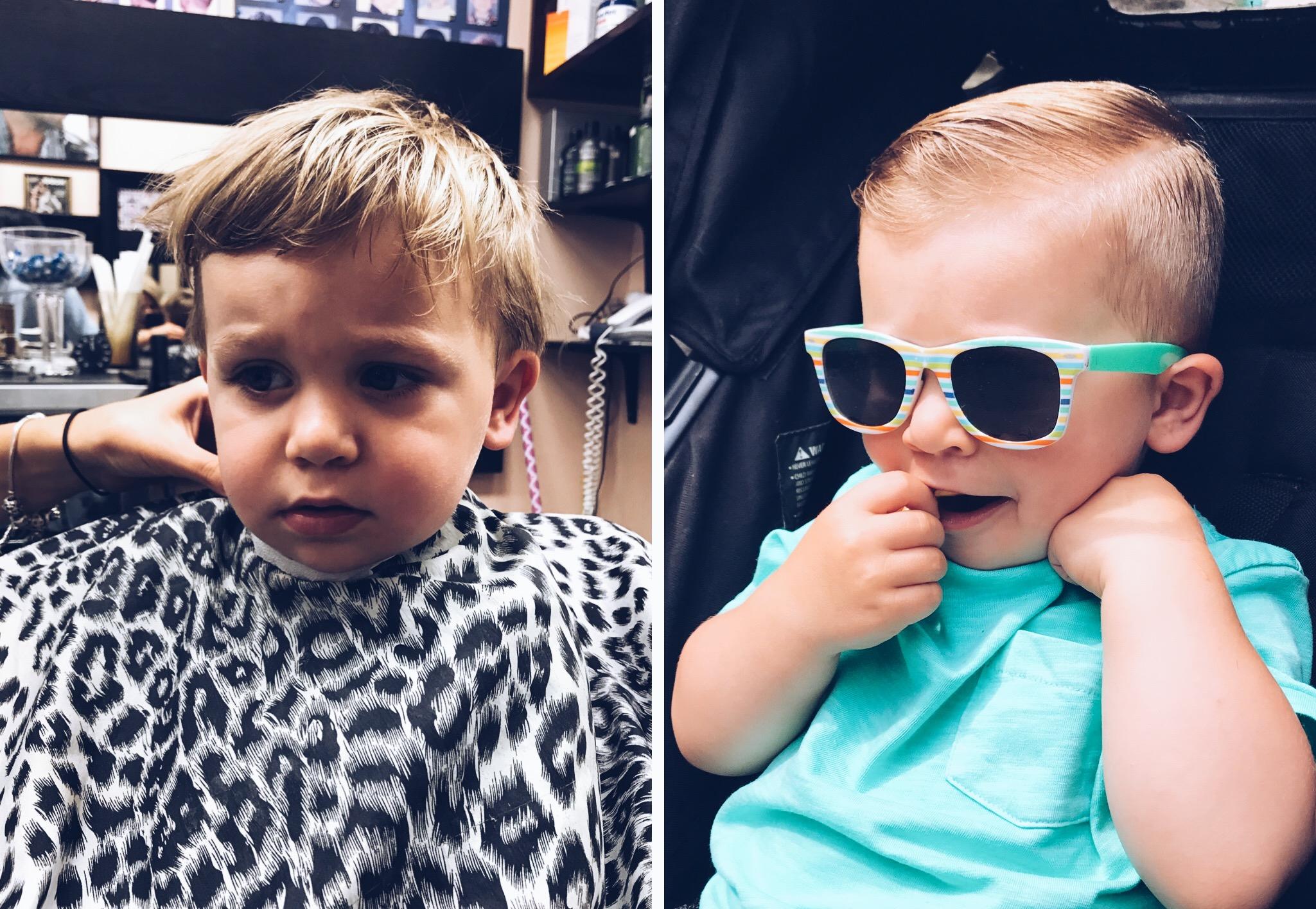 Toddler Boy Haircut Ideas. Toddler Fade Haircut. Best haircuts for boys. #toddlerhaircuts #toddlerfade #boyhaircut