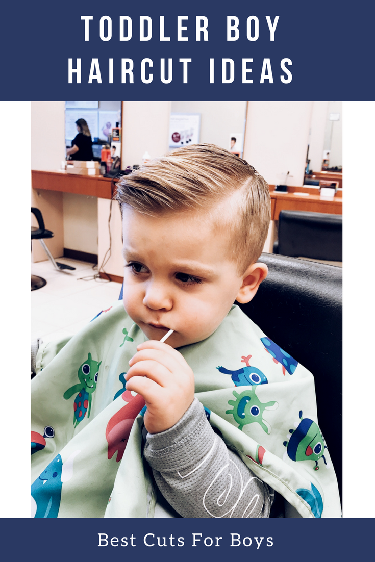 toddler boy haircut ideas — first thyme mom