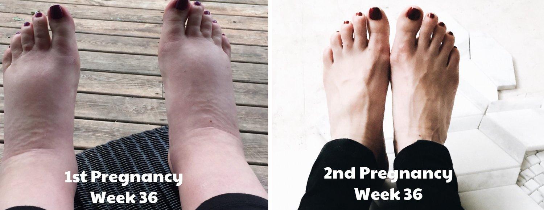 Pregnancy 1 vs. 2
