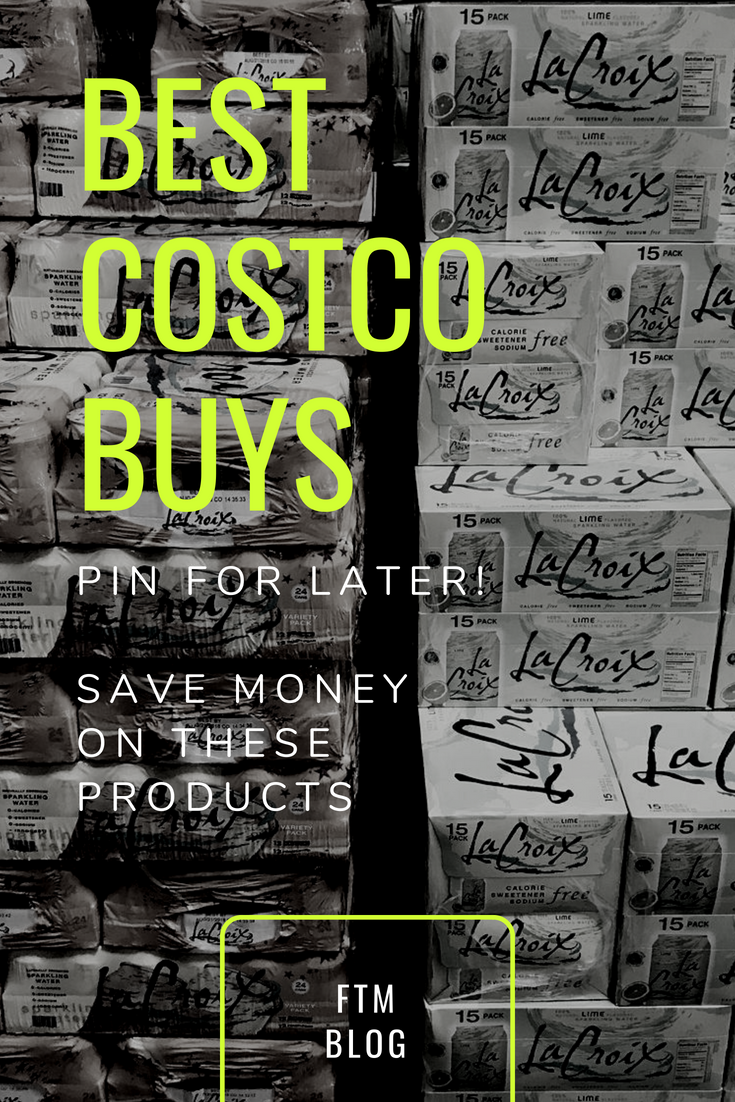 Top 10 Best Costco Products. Best Costco products.