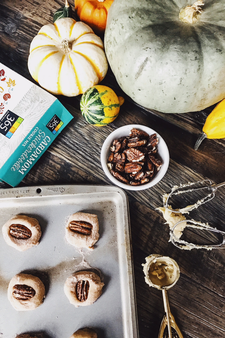 Whole Foods Market - Fall Flavor Trends. Embracing fall flavors. Pumpkin spice latte flavor trends. Cardamon Spice Snickerdoodle Cookies. #sponsored #FallFlavors #MakesMeWhole