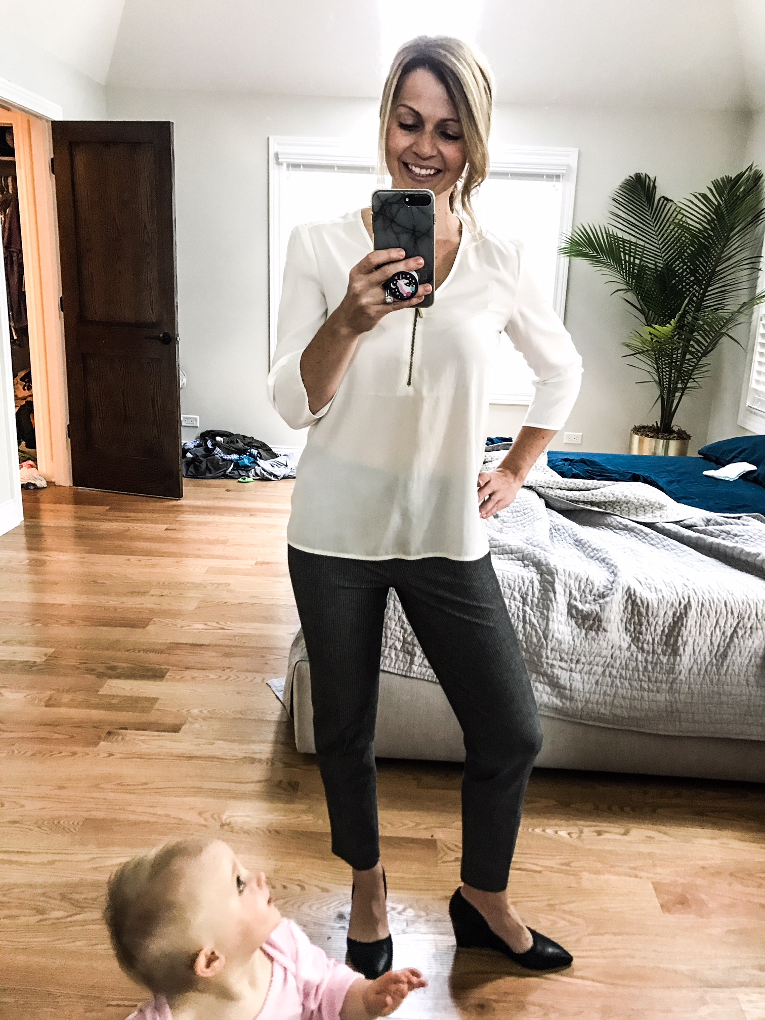 How To Keep Motivated When Trying To Reach A Fitness Goal. Postpartum Weight Loss. How To Lose The Pregnancy Weight. Bouncing Back After Having A Baby. #Postpartum #fitness #bounce #back