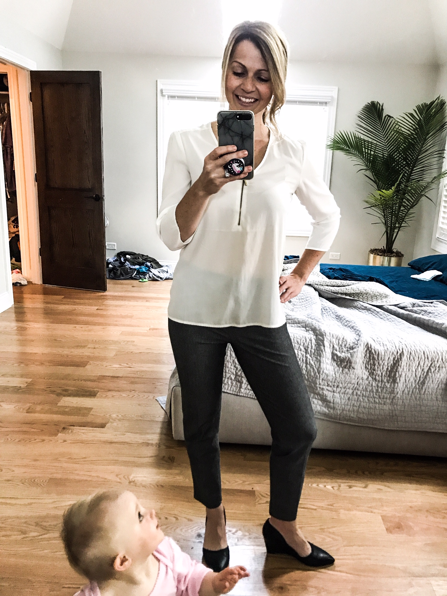 How To Bounce Back After Having Two Children. Fit4Mom Body Back. Getting back into workouts and healthy eating after having kids. #sponsored #fit4mom #bodyback