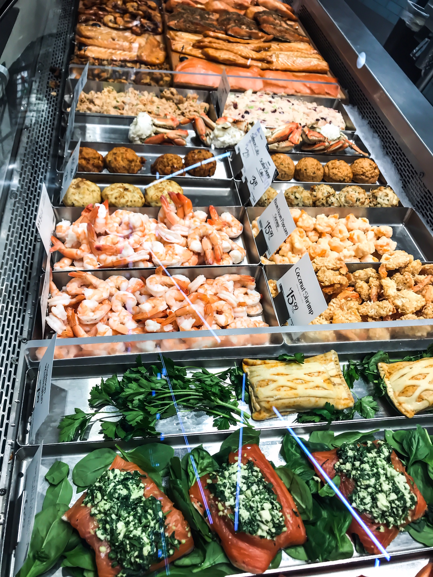 Whole Foods Market Sustainably Caught Seafood. How To Have A Low Key Fancy New Year's Eve At Home With Your Family. New Year's Eve ideas for kids. How to celebrate the new year at home. New Year's Eve With Kids. Shopping at Whole Foods Market For The Holidays. #sponsored #MakesMeWhole #LowKeyNYE #Whole #Foods