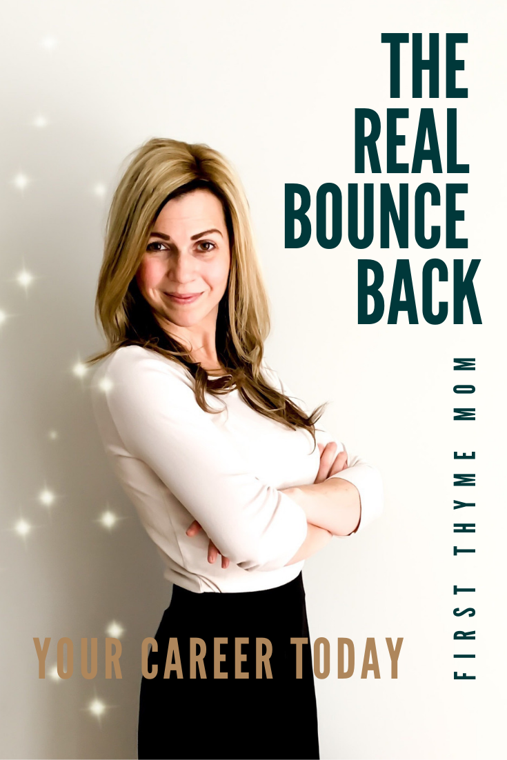 How To Reinvent Yourself After Having Children. The REAL Bounce Back. How To Come Back After Starting Your Family. How To Advance Your Career When You Have A Family. Women And Leadership. #boss #mom #career #goals