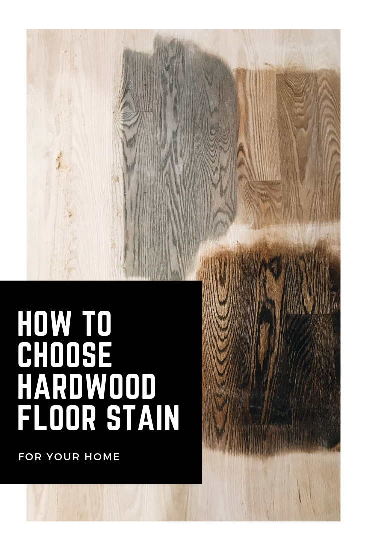 How To Choose Stain For Your Hardwood Floors. Selecting the best hardwood floor stain for your floors. Hardwood floor stain. Choosing stain for your floors. #hardwood #floor #stain
