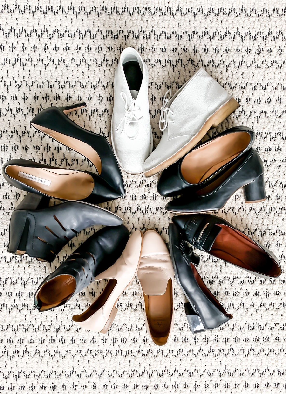 Business Casual Shoes For Working Women