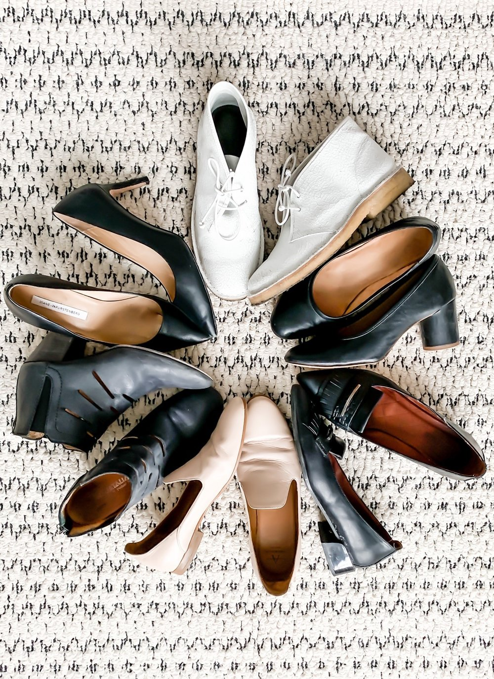 Guide To Business Casual Shoes For Working Women — First Thyme Mom