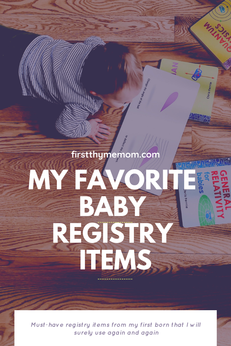 My Favorite Registry Items That Will Surely Be Used For Baby #2! Must have baby registry items that you will use again and again. Best baby products. What should I register for if I'm having a baby? How to register for a baby shower.
