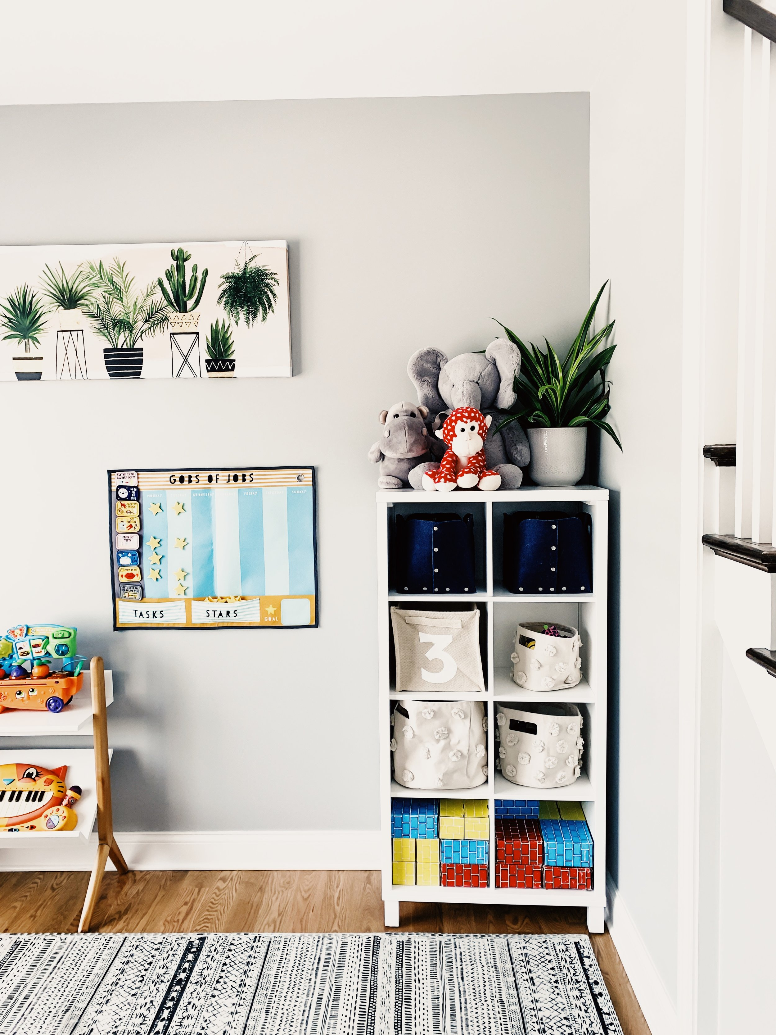 How To Refresh Your Kid S Playroom First Thyme Mom