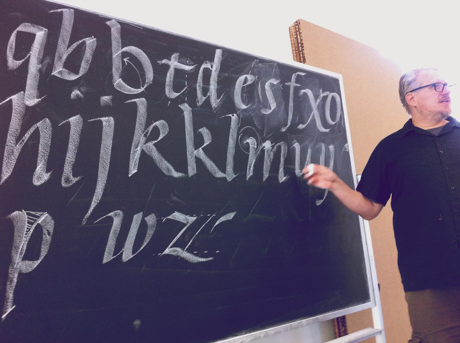 Hannes Famira. Type@Cooper Condensed Program 2013.