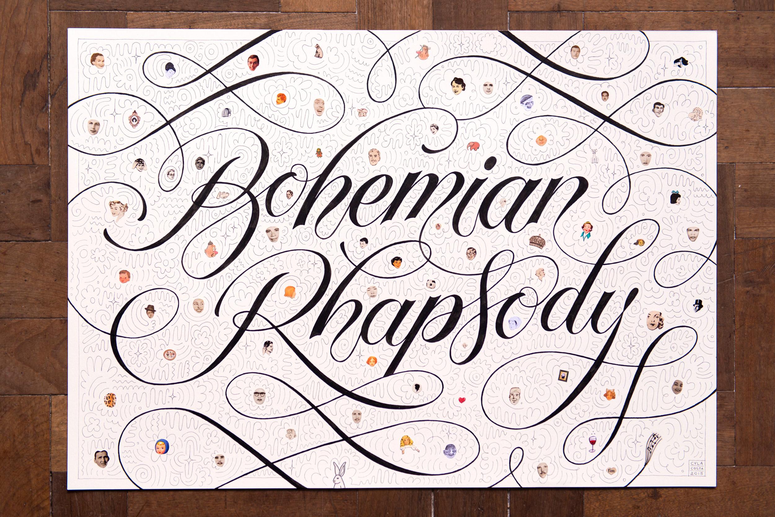 Image via https://www.behance.net/gallery/28360169/Bohemian-Rhapsody-for-MALC