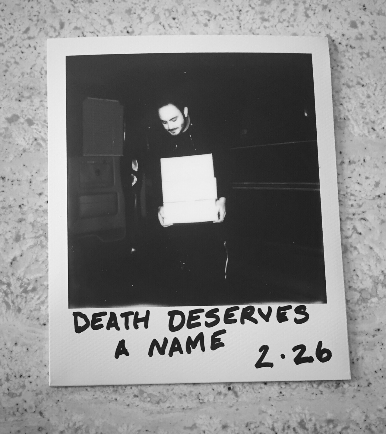 """Pre-Orders for """"DEATH DESERVES A NAME"""" are available now at cantswim.merchnow.com . We are also streaming our new song """"Come Home"""" which can be found on the pre-order site. Let us know what you think!"""