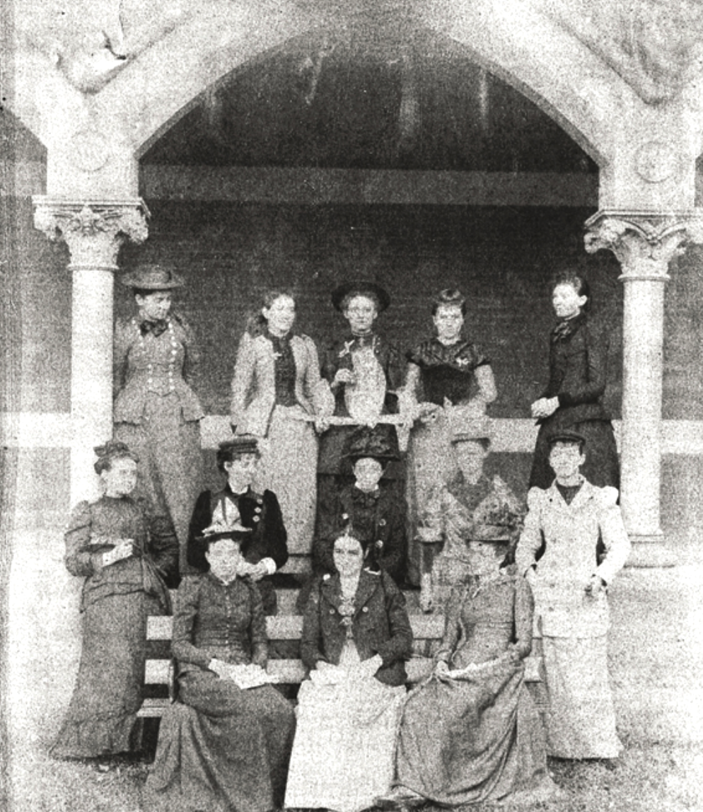 The thirteen founders of the o.w.ls.