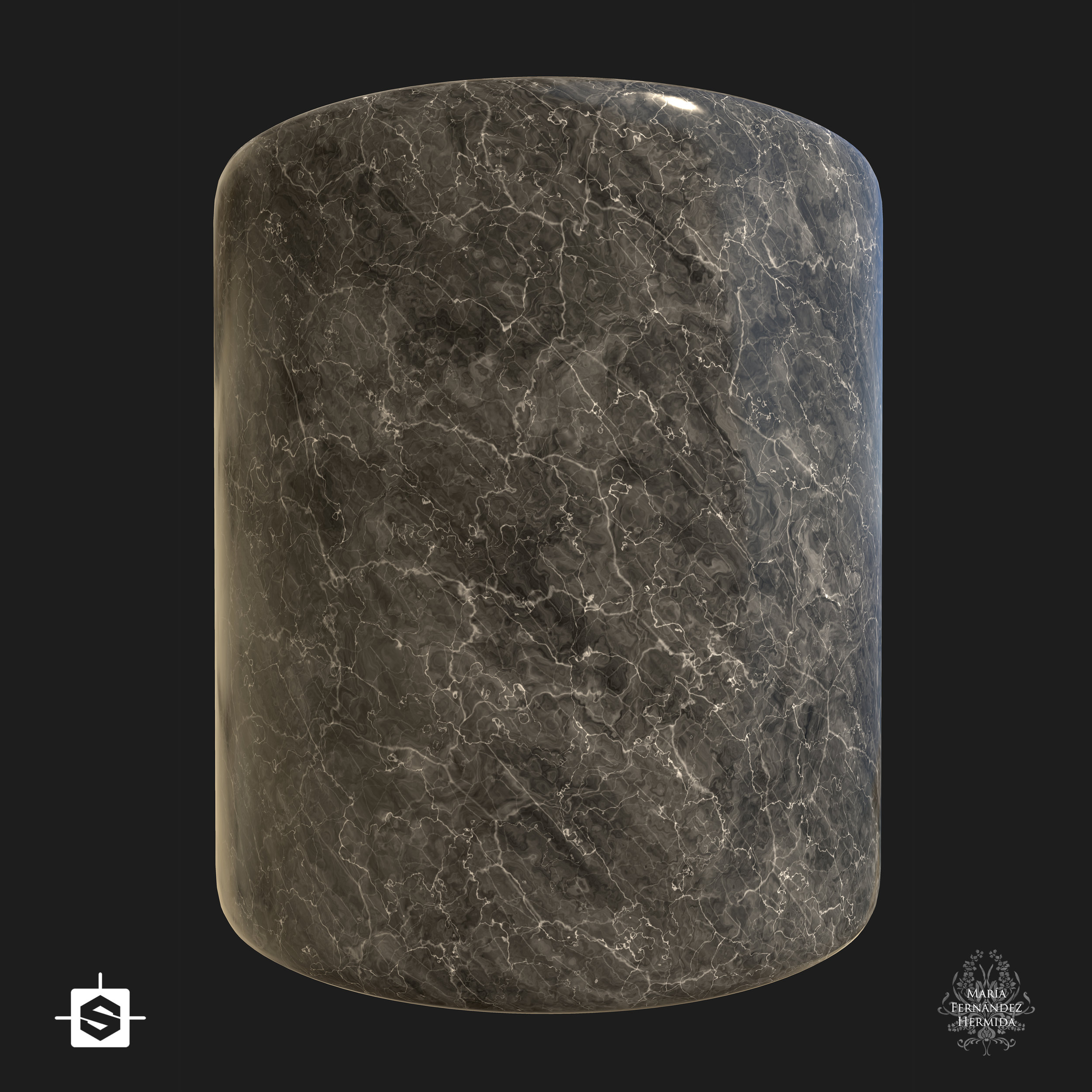 Marble Study -
