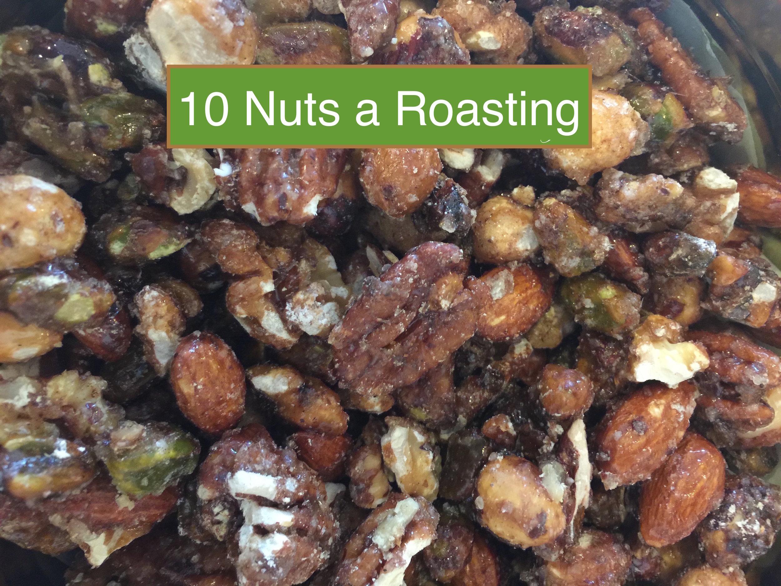 10 Nuts a Roasting.JPG