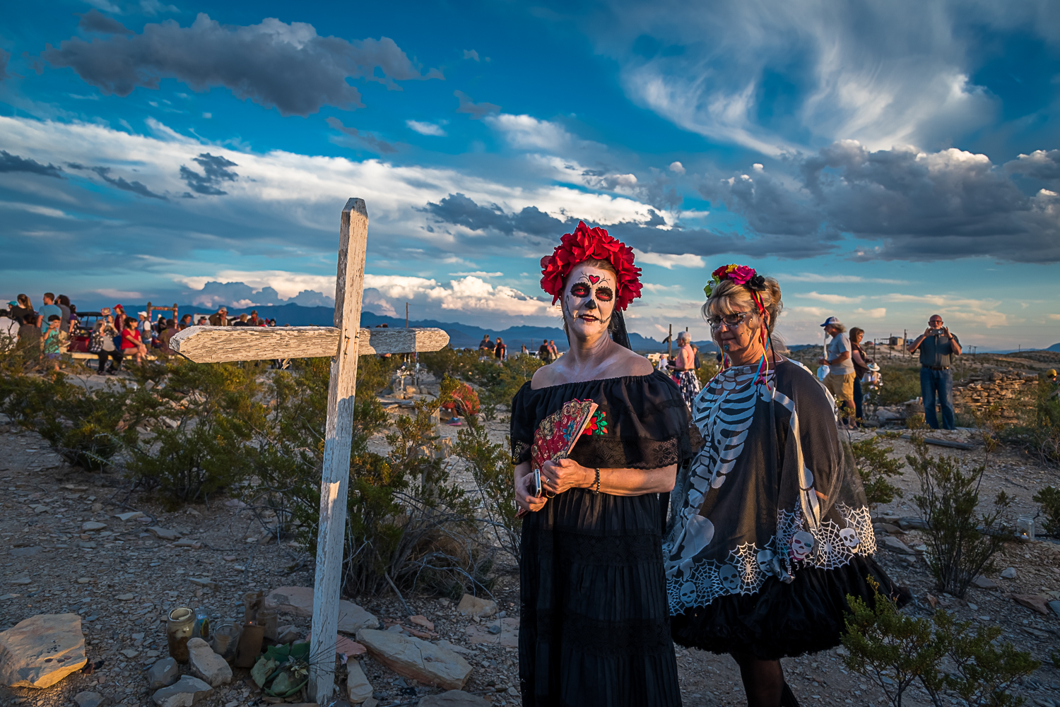 Day of the Dead, Terlingua