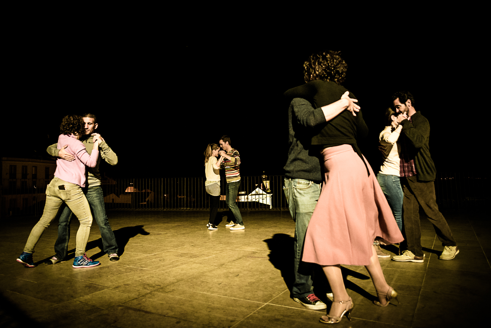 Midnight Dance, Lisbon