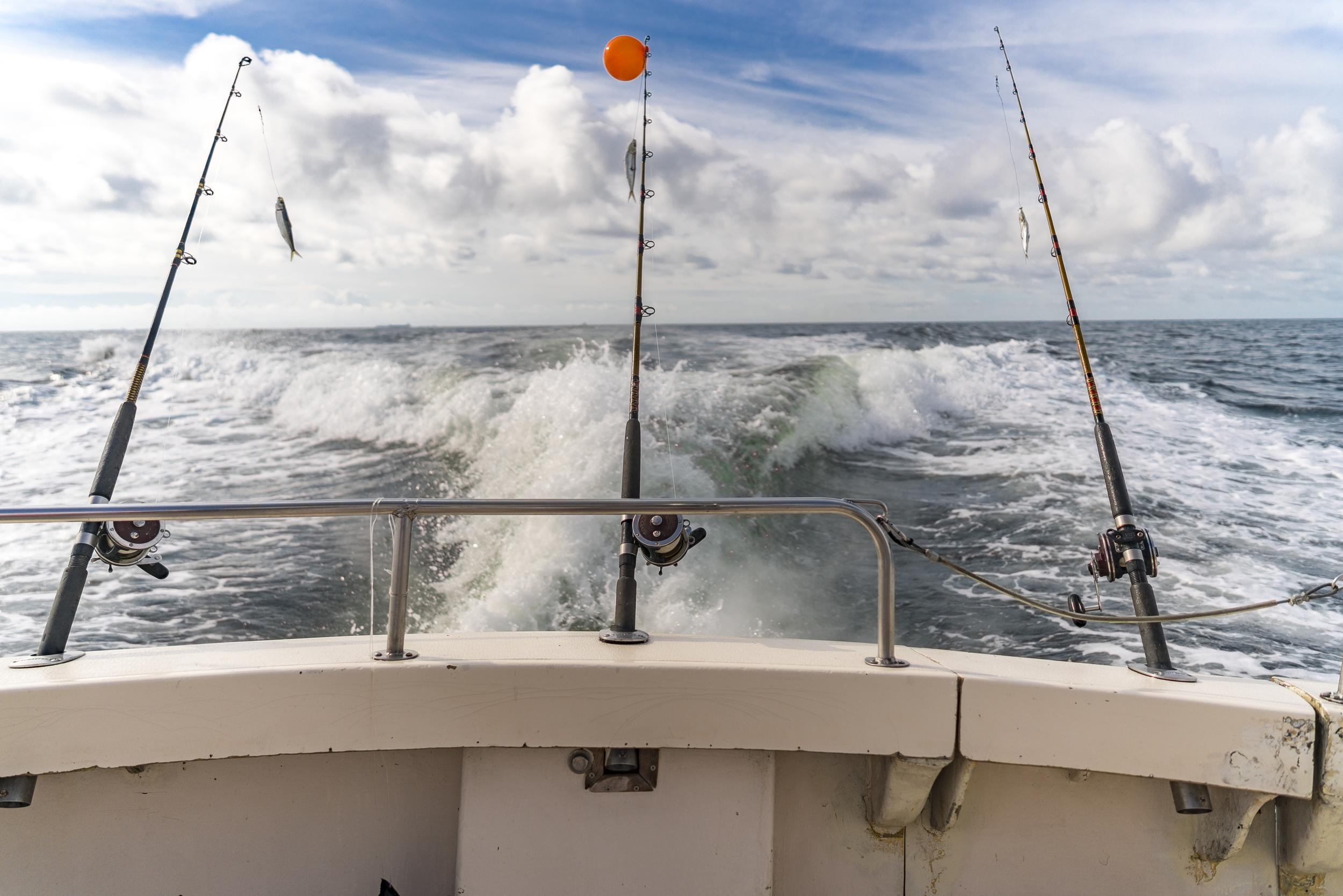 DER Fishing Excursion