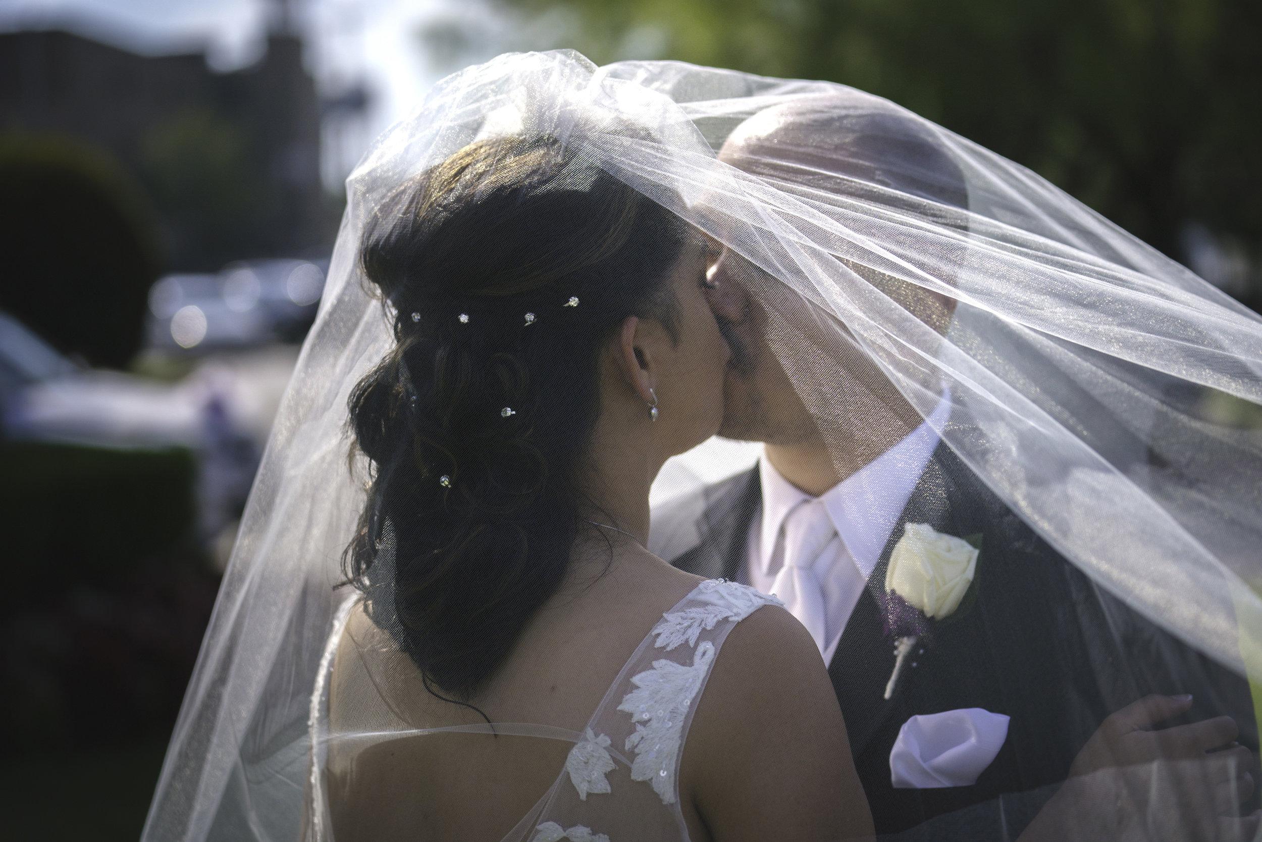 Claudia + Isaac Wedding
